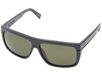 Electric Eyewear Black Top Gloss Black M1 Grey Polarized Sport Sunglasses
