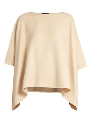 The Row Sheppa Short Sleeved Top Beige