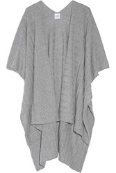 Madeleine Thompson Ribbed Cashmere Wrap