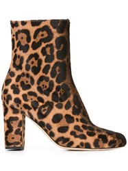 Brian Atwood 'Talise' Boots Brown