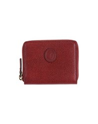 Trussardi Small Leather Goods Coin Purses Women