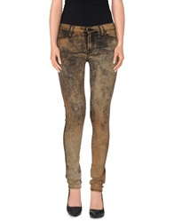 7 For All Mankind Jeans Dark Brown