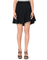 Axara Paris Skirts Mini Skirts Women Black