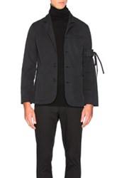 Craig Green Workwear Blazer In Black