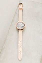 Anthropologie Enchanted Garden Watch Copper