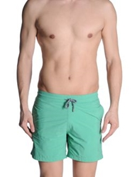 Europann Swimming Trunks Green