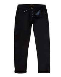 Ted Baker Sam Straight Fit Rinse Wash Jeans Black