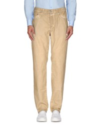 Massimo Alba Trousers Casual Trousers Men Beige