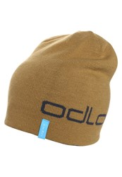 Odlo Magic Hat Dull Gold Navy New Yellow