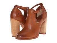 Frye Margaret Shootie Whiskey Vintage Leather Women's Boots Brown