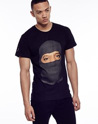 Eleven Paris Hova Bandana T Shirt Black