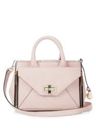 Diane Von Furstenberg 440 Gallery Mini Secret Agent Cross Body Bag Light Pink