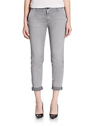 Ag Adriano Goldschmied Rolled Cuff Jeans Sandshore