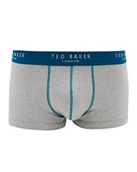 Ted Baker Aiden Contrast Waistband Boxers Gray