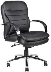 The Boss Deluxe Managers Contemporary Chair B9226 Contemporary Office Chairs