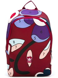 Adidas Originals Rita Ora Printed Backpack