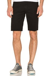 J Brand Tyler Cut Off Short Black