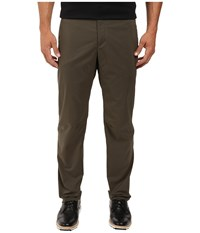 Nike Tiger Woods Adaptive Fit Woven Pants Cargo Khaki Reflect Black Men's Casual Pants Brown