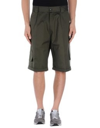 Camo Bermudas Military Green