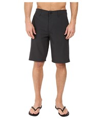 O'neill Loaded Hybrid Boardshorts Heather Black Men's Swimwear
