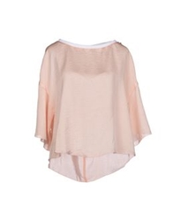 Faith Connexion Blouses Light Pink