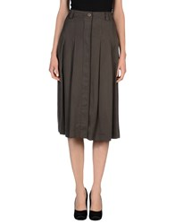 Henry Cotton's Skirts 3 4 Length Skirts Women Lead