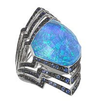 Stephen Webster Lady Stardust Crystal Haze Ring Female White Gold