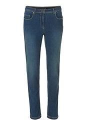 Betty Barclay Perfect Slim Five Pocket Jeans Blue