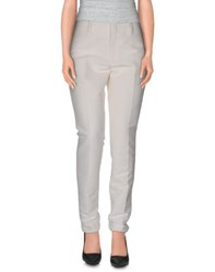 Gucci Trousers Casual Trousers Women White