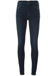 Citizens Of Humanity Skinny Fit Jeans Blue
