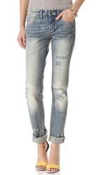 Blank Relaxed Straight Leg Jeans Flavor Savor