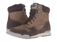 Hi Tec Sierra Tarma I Waterproof Brown Cool Grey Women's Shoes