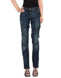 Ermanno Scervino Denim Denim Trousers Women