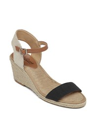 Lucky Brand Kavelli Espadrille Wedge Sandals