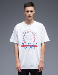 Diamond Supply Co. Usa Team S S T Shirt