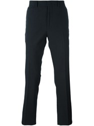 Fendi Tailored Trousers Blue