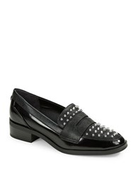 Sam Edelman Lali Studded Loafer Black