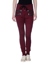 Markus Lupfer Casual Pants Dark Blue