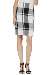 Women's Vince Camuto Plaid Pencil Skirt