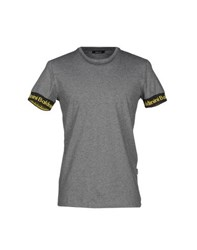 Baldinini Topwear T Shirts Men Grey