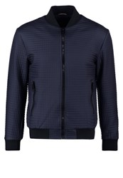 Antony Morato Bomber Jacket Blue Intenso Dark Blue
