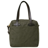 Filson Zip Tote Bag Otter Green
