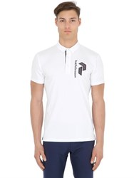 Peak Performance G Pamnore Nylon Golf Polo