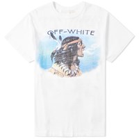 Off White Indian Tee