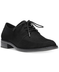 Fergalicious Oshie Lace Up Oxfords Women's Shoes Black