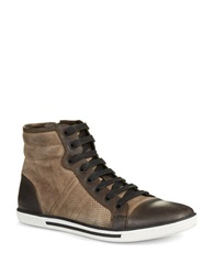 Kenneth Cole Reaction Base Down Low Chukkas Brown
