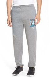 Mitchell Ness 'Detroit Lions' Fleece Sweatpants Grey