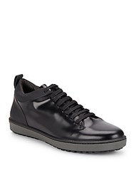 Vince Baltimore Leather Sneakers Oxford