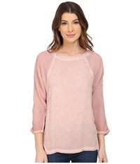 Xcvi Vicksburg Top Acid Rose Wash Women's Clothing Pink