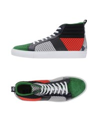 Msgm Footwear High Tops And Trainers Men